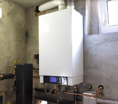 empresa calentadores de gas